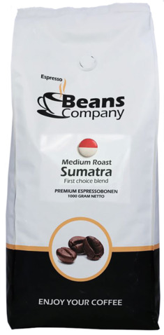Beans Company koffie